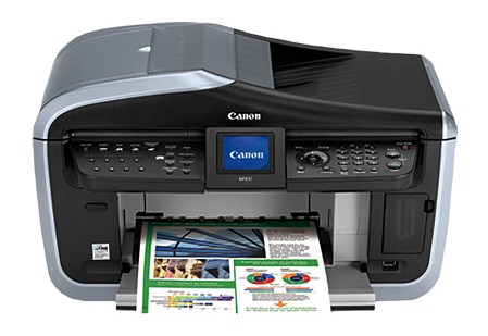 Canon PIXMA MP830 Series